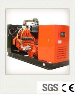 Лучшие продажи в 2017 дымового газа генераторной установки