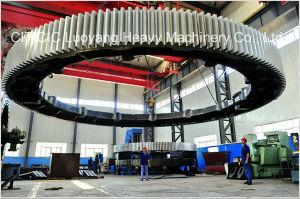 Großer Durchmesser-Gurt-Gang für Drehbrennöfen und Kugel-Tausendstel