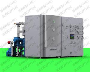 Feixe de elétrons de alta precisão óptica de evaporação máquina de revestimento de vácuo (GSF) série
