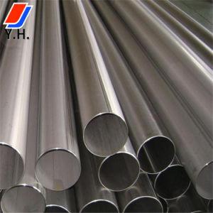 prix d'usine AISI 321 Tuyau en acier inoxydable sans soudure