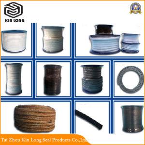 Imballaggio di PTFE adatto ad acqua, ad acque luride, a petrolio, a grasso, ad acido debole ed a soluzione alcalina debole della soluzione alcalina, dell'acido e, media stridente
