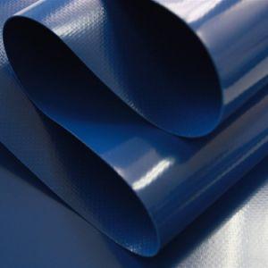 Venta caliente tejido lona impermeable de PVC para la carretilla