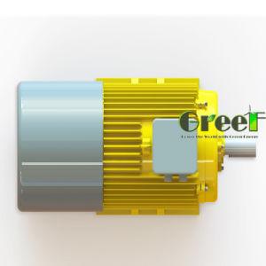 2kw AC 3 de bas régime Phase générateur à aimant permanent pour l'hydroélectricité et l'utilisation du vent