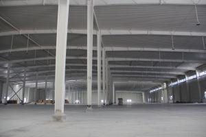 Industriales prefabricadas abarcan todo el edificio de estructura de acero para el mercado de materiales de construcción2018021