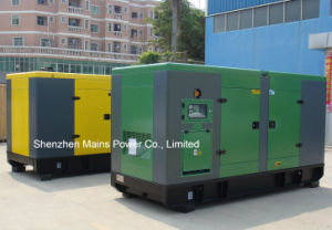 250kVA 200kw Yuchai en silencio espera generador diésel de 275kVA de energía de reserva