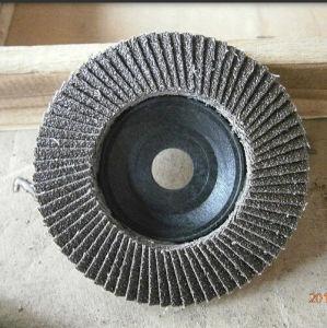 Disco abrasivo di Poshing del disco della falda dell'allumina