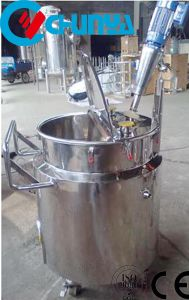 صناعيّة صنع وفقا لطلب الزّبون [ستينلسّ ستيل] ماء تخزين سائل منقول دبابة