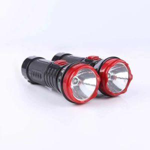 Дешевые пластиковые светодиодный фонарик лампы аккумуляторы России и стран Африки