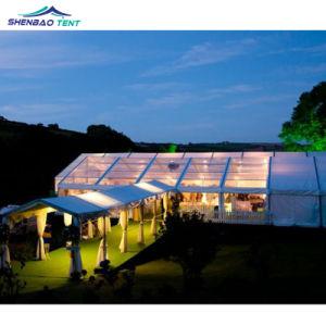 La marquesina de aluminio de lujo boda Party carpa para evento al aire libre