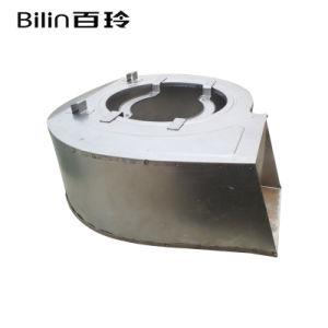 Punção de Aço Inoxidável Personalizada Parte/ chapa metálica peça de estampagem de soldadura