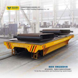 Carrinho de transporte de máquinas para a indústria de fabricação da máquina