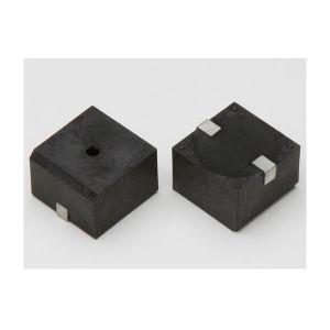 Горячая продажа 18мм 10V квадратных SMD пьезоэлектрический зуммер магнитных звукового сигнализатора