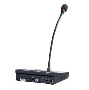 Ane PA-9000 IPネットワークページングのマイクロフォン