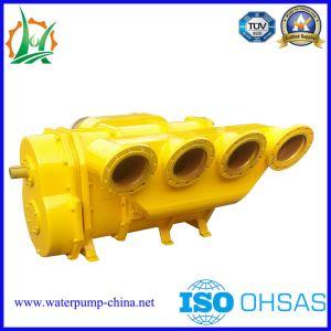 Seco Self-Priming Rotor de la leva de las aguas residuales bomba diésel
