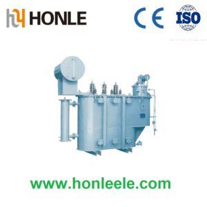 35kv imersos em óleo de alta freqüência Fase Três Transformadores de Distribuição de Energia