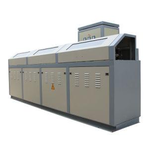 Niedriger Preis-magnetische Induktions-Heizungs-Maschinen-Stahlhochfrequenzausglühen mit Induktions-Heizung