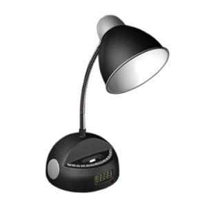 Wecker-Solarlicht für iPod Dock (IMT-311B-Black)