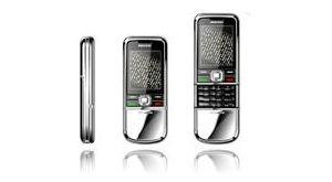 Telefono mobile d'acciaio (E880)