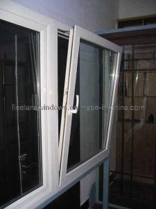 PVC-Neigung und Umdrehung Windows mit weißem Coulor (FL-PT03)
