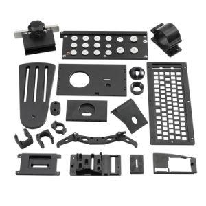 Специализированные ЧПУ Precision фрезерования с алюминия CNC обработки детали