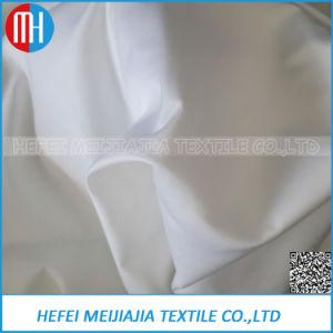 100%の販売のためのエジプトの白い綿のサテンファブリック