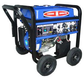 De Generator van de benzine (REEKS JDP8000E/10000E)