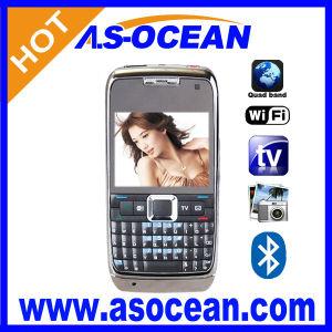 QWERTYtastatur des WiFi Telefon-E71