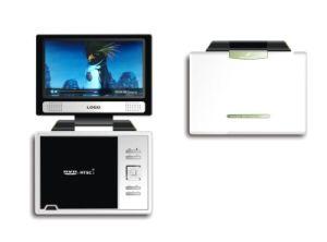 Portable DVD Player + ATSC (9201PDTV)