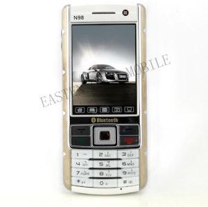 Nuovo telefono delle cellule di Baiwei MP3 FM di marca (N98)