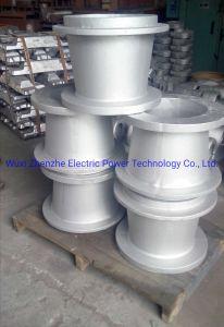 piezas de repuesto de válvula Parallamas de aluminio/aluminio moldeado en arena tapas hechas por