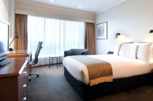 Hôtel de luxe moderne utilisé hall avec salon chambre à coucher