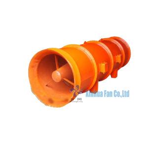 Gruben-Abgas-industrieller Ventilations-Strömung-Ventilator