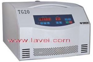 26660*G RCF, 20000R/Min velocità, 6*100ML capienza, centrifuga ad alta velocità da tavolo (TG20C&TG20)