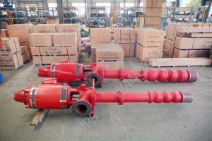 El eje largo de la bomba de pozo profundo bomba de agua de la norma ISO9001