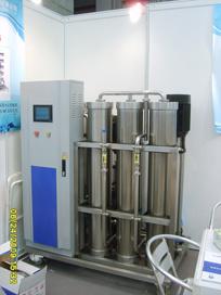 Depuratore di acqua medico