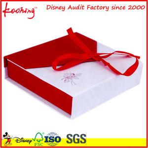 内部の皿が付いているシリーズ宝石類のパッキングギフト用の箱