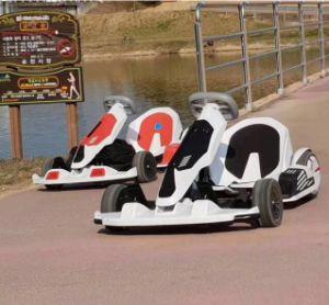 Nuevo diseño de juegos de diversiones equilibrio multifuncionales Scooter eléctrico plegable Go Kart adecuado para la venta