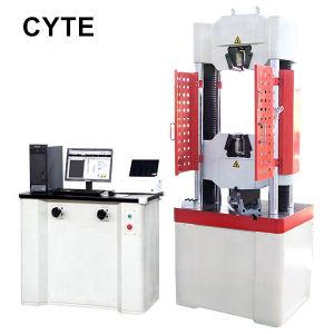 Дисплей компьютера гидравлический предел прочности Испытания машины Wew-300/600/1000 КН