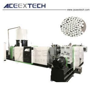 Plastic PE LDPE Film die ABS van de HEUPEN van de Raffia Pelletizing/HDPE EPS van /PP de Lijn van de Korreling recycleren
