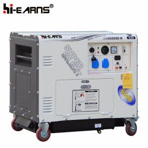 Использования в домашних условиях Super Silent генератор ГД6500SE-N)
