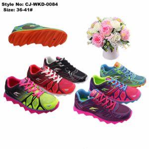 Les femmes de la taille de la dentelle jusqu'Chaussures de sport les femmes, EVA Sneakers Femmes