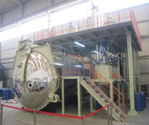 Трансформатор Ry-Type Автоматическая эпоксидной смолы вакуумного литья оборудования