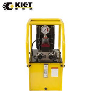 Переносной гидравлический насос с электроприводом с маркировкой CE утверждения