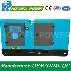 90квт 113Ква Cummins Power звуконепроницаемых дизельный генератор с электрическим регулятором