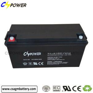 12V Batterij de Van uitstekende kwaliteit van de Zonnecel van het Gel van de Opslag van de 150ahEnergie