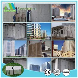 L'isolation thermique EPS Panneau mural sandwich pour le bâtiment de haute élévation