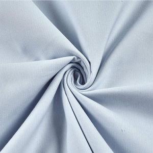 Tramo de lujo Pana paño de algodón tejido