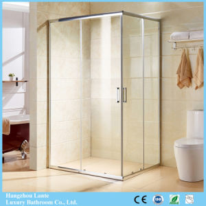 Modèle moderne glissant la pièce de douche télescopique avec le prix bon marché
