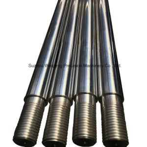 衝撃吸収材および水圧シリンダのための堅いクロム染料で染められたピストン棒