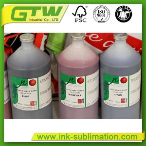 転送の印刷のための華麗なカラーのJ立方体RP41の染料インク
